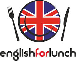 english for lunch